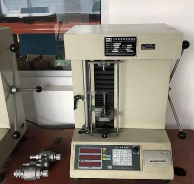液压快速接头弹簧试验机