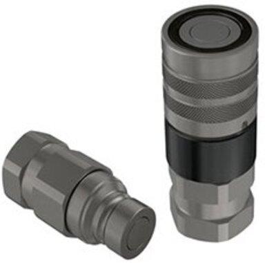 FF平面式液压快速接头(ISO16028系列)