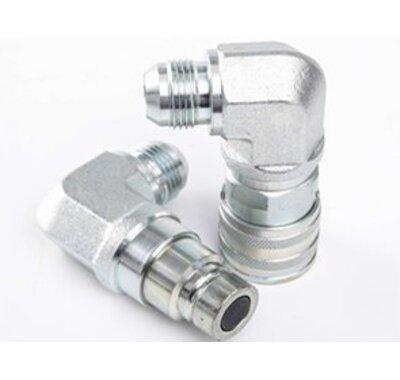 平面直角液压快速接头(ISO16028系列)