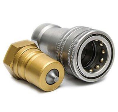 ISO7241-1B液压快速接头